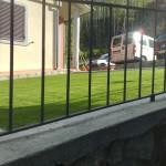 realizzazione tappeto sintetico