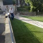 risultato finale erba sintetica